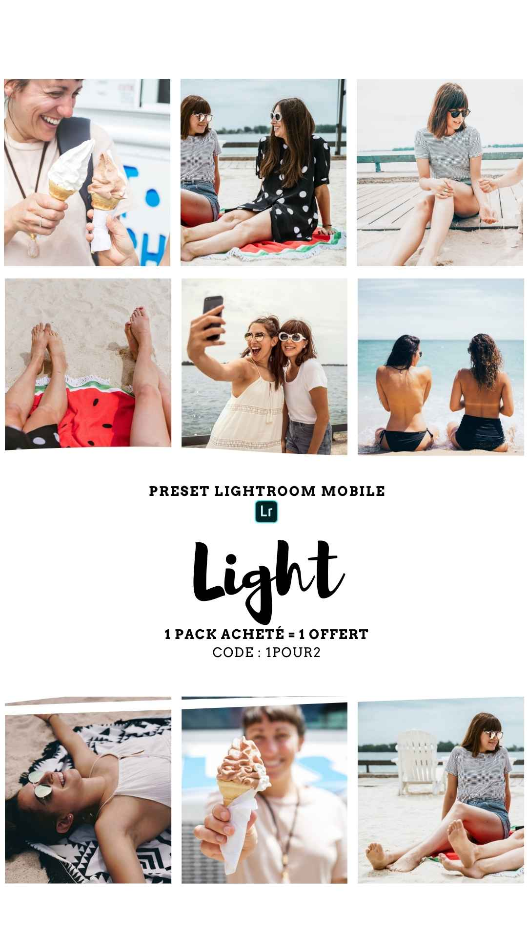 Pack Preset – LIGHT